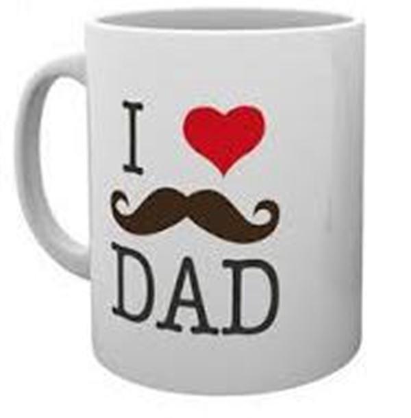Tazza Baffuta per papà!