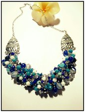 Collana blue wave