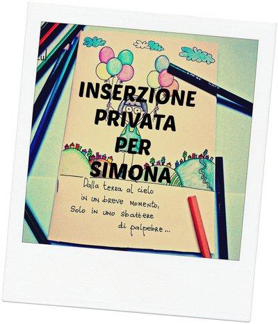 Inserzione Privata Per Simona