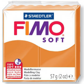 Panetto Fimo Soft 57 gr. - n. 41 Sunny Orange