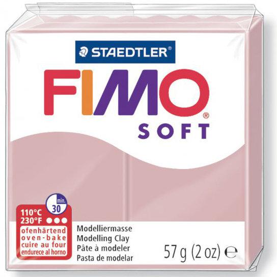 Panetto Fimo Soft 57 gr. - n. 21 Rosa Bocciolo