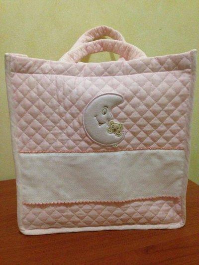Borsa porta oggetti bambini accessori beb di - Porta gioielli fatti in casa ...