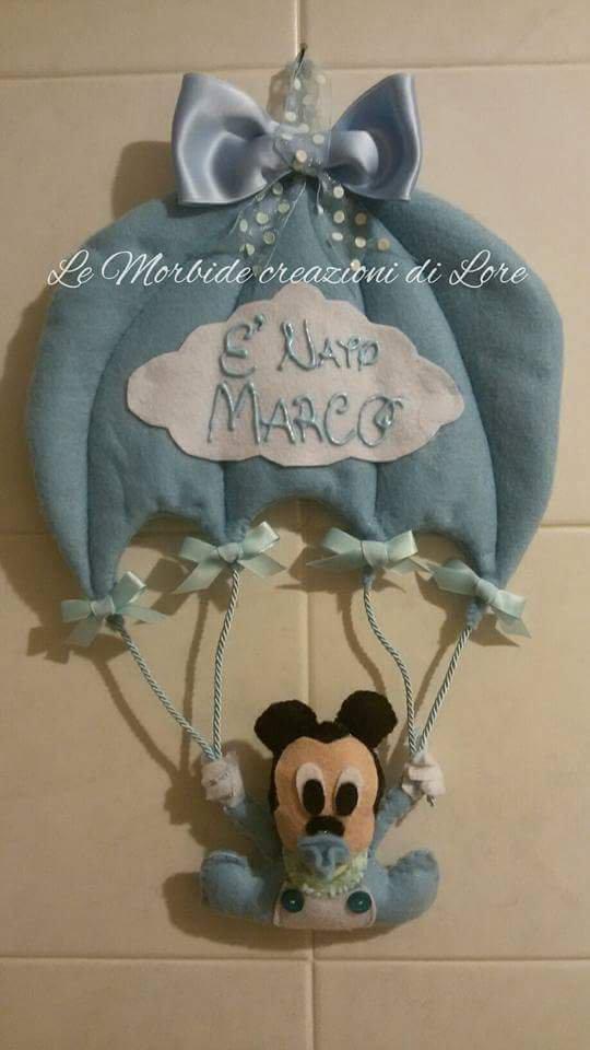 fiocco nascita Marco