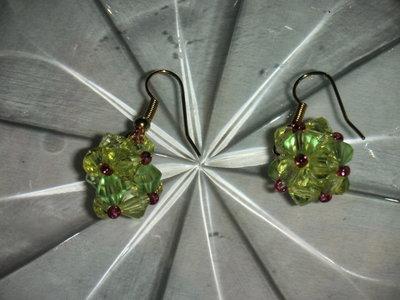 orecchini cubo