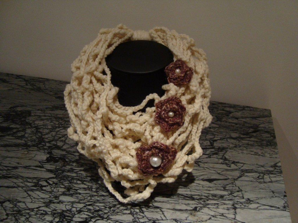 Necklace - Scarf