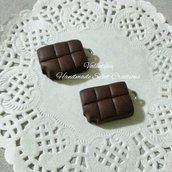 Barretta cioccolato morso