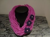 necklace - scarf 2