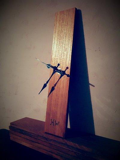 Orologio in legno fatto a mano modello SmallWatch