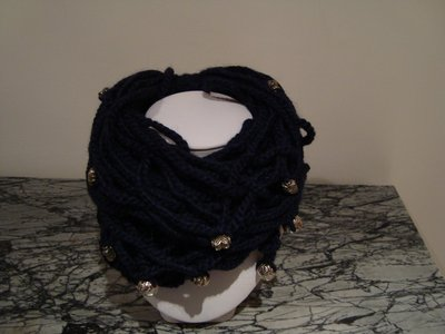 Necklace - scarf 5