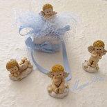 Bomboniere battesimo angeli cielo e confettata