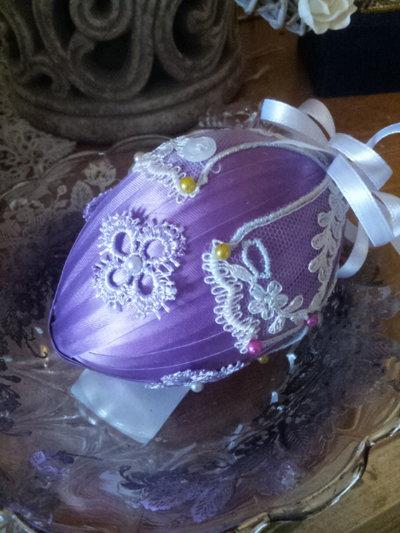Uova di pasqua fatto a mano