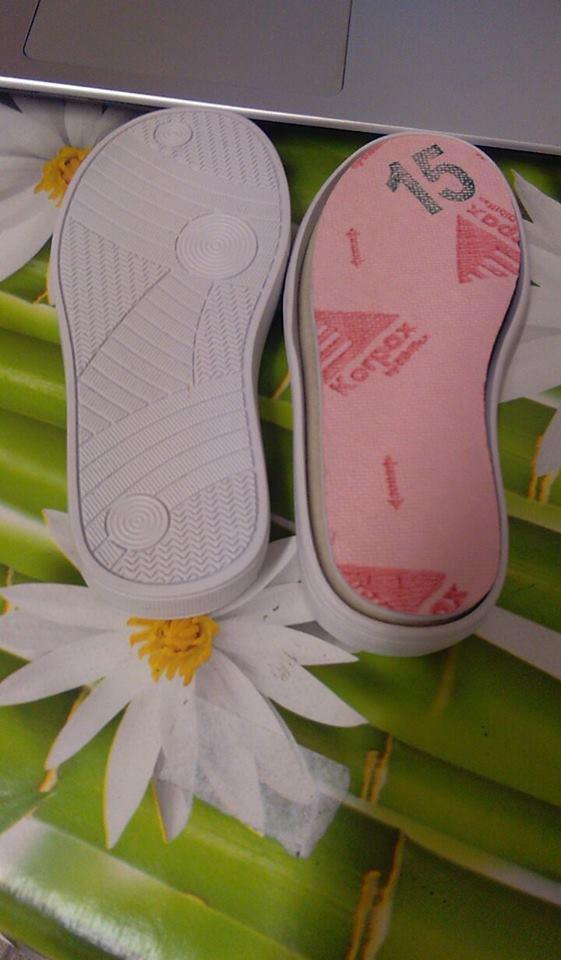suola per scarpe all uncinetto n 23