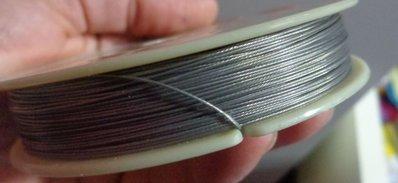 50% DI SCONTO - 100 m Cavetto metallo cerato