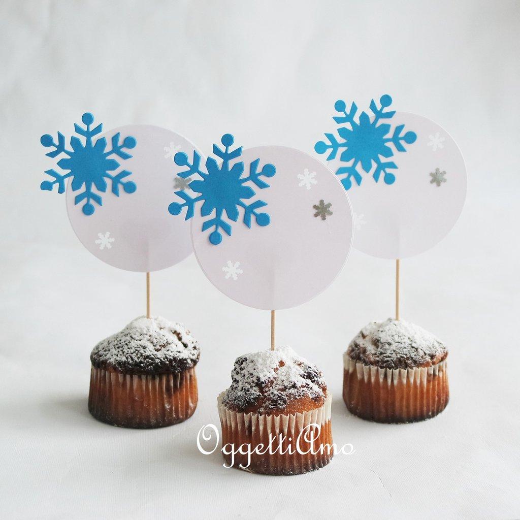 20 palle di neve decorate con cristalli per la sua festa di compleanno a tema 'Frozen'!
