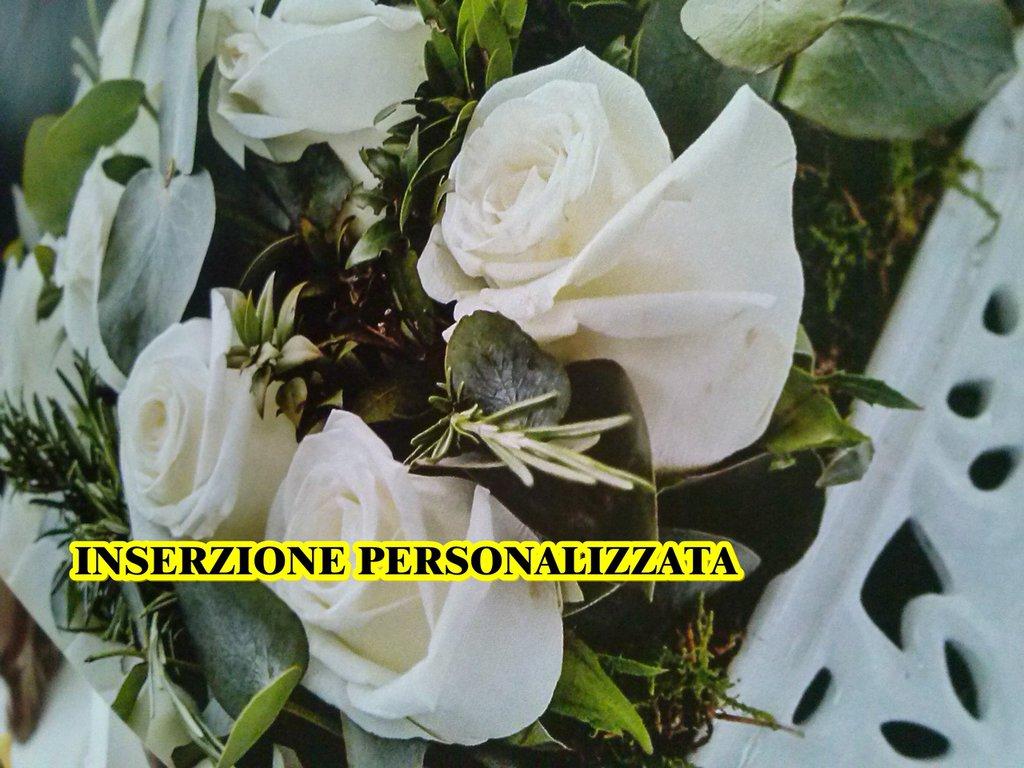 INSERZIONE PERSONALIZZATA - COLLANA-ORECCHINI-ANELLO