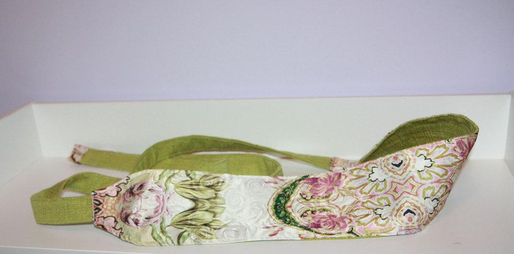 cinta a fascia a vita alta (abbinabile con borsetta)