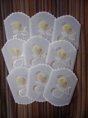 Souvenirs/Cartoline Della 1° Comunione/ bautismo