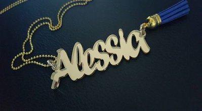ALESSIA ! - nome personalizzabile -