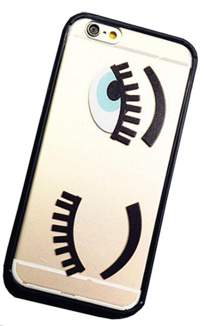 cover iphone occhi