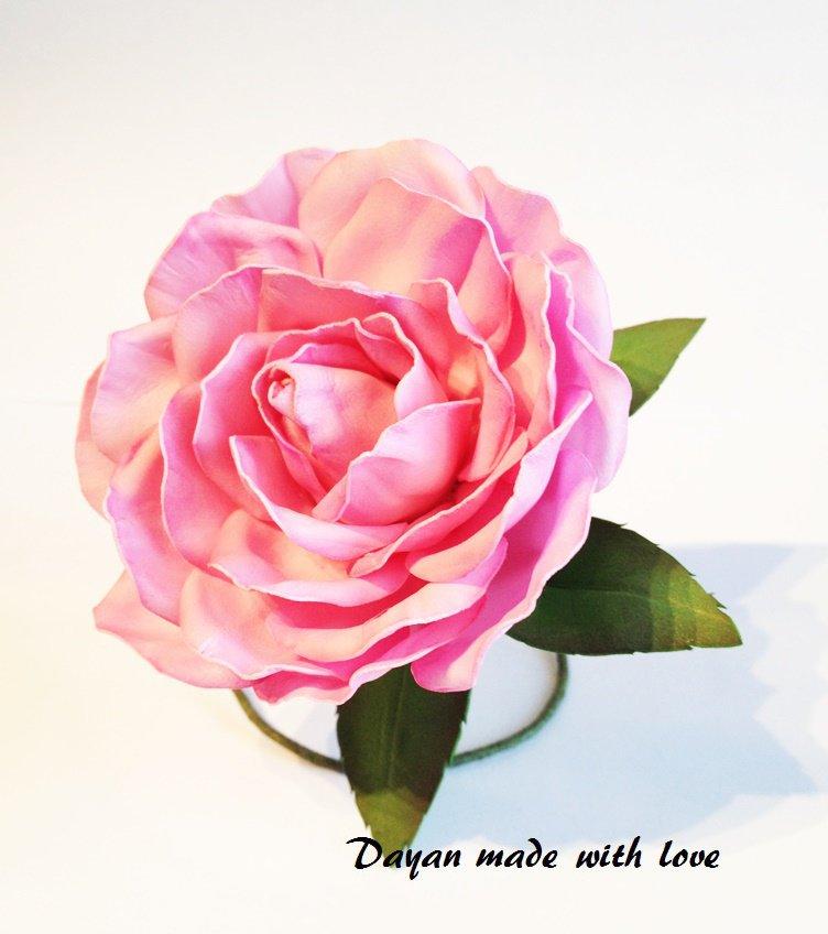 Segnaposto Rosa graziosa