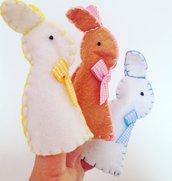 I Coniglietti marionetta