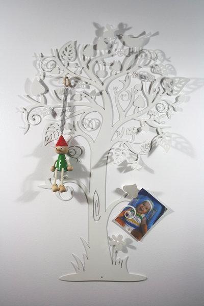 Appendiabiti Design Albero.Albero Fantasy Tree 3d Porta Oggetti Appendiabiti Per La Casa