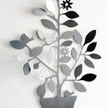 ALBERO STEEL TREE 3D - Appenditutto