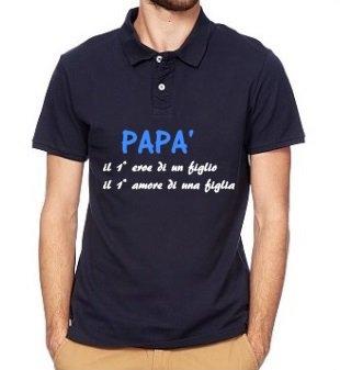 Maglietta festa del papà