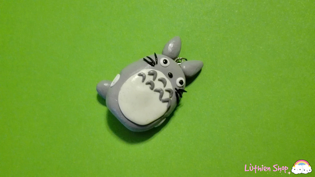 Ciondolo collana Totoro