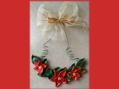 Ghirlanda Stella di Natale
