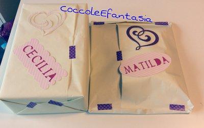 Chiudi pacco personalizzati!!!,
