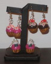 SweetEarrings Cupcakes