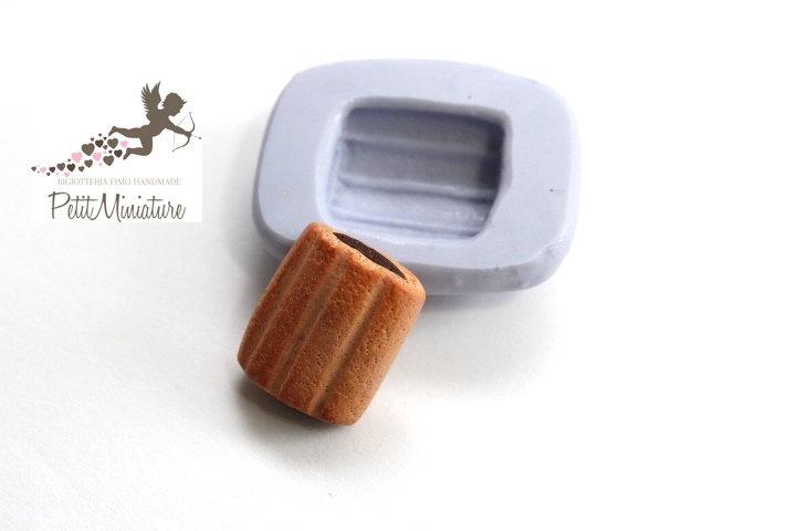 Stampo Silicone Biscotto 1 Stampo 2cm-Stampo Gioielli Fimo kawaii-Stampo per Fimo Resina Cera Gesso pasta di zucchero ST258