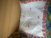 coperta neonato uncinetto
