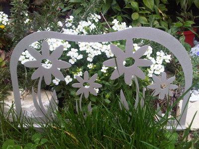 PRATO FIORI 3D - Bordura per giardino