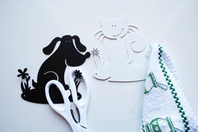 GATTO 3D - Simpatiche decorazioni Hook