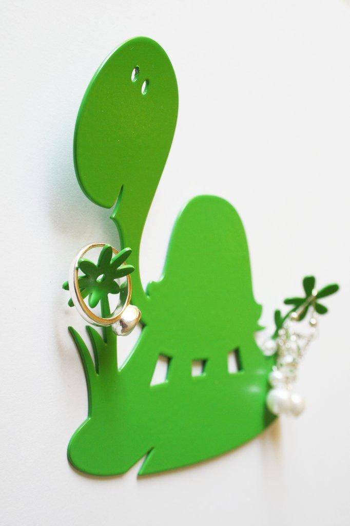 BABY TARTARUGA 3D - Simpatiche decorazioni Hook