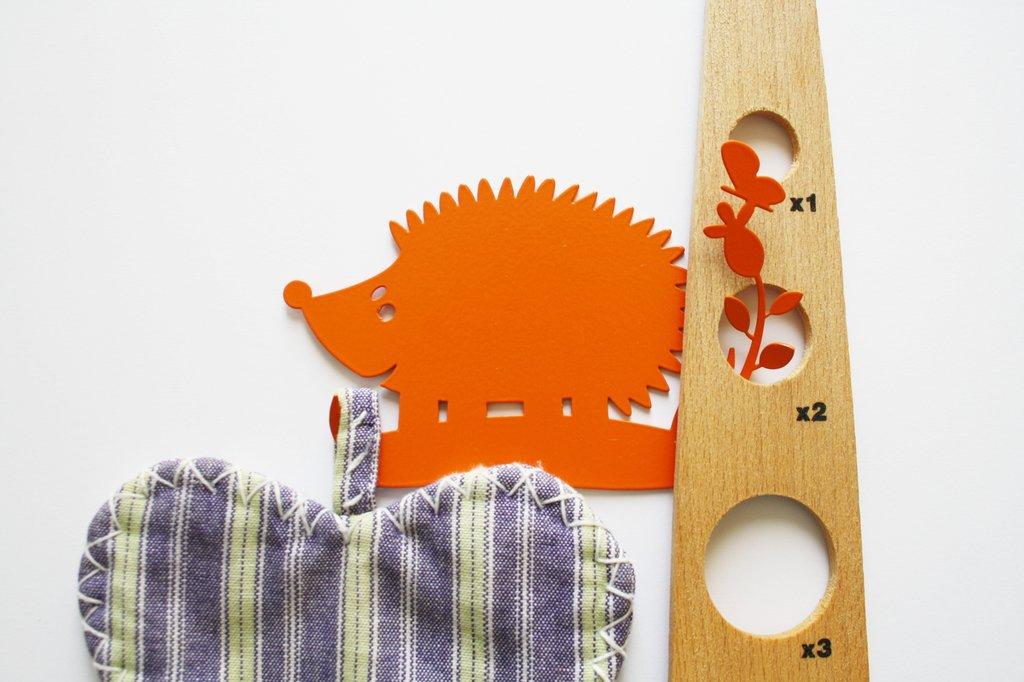 BABY RICCIO 3D - Simpatiche decorazioni Hook