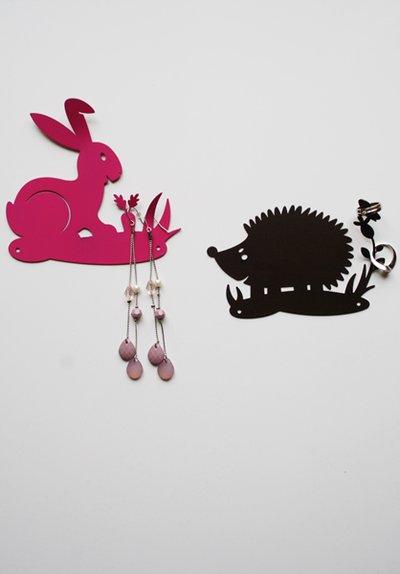 BABY CONIGLIO 3D - Simpatiche decorazioni Hook