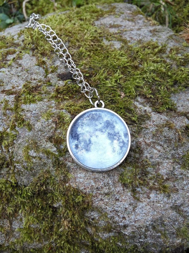 Pendente Luna Piena