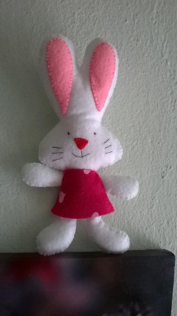il coniglietto bianco