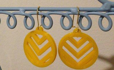 orecchini pendenti circly