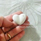 Gessetti cuori cuore cuoricini con strass
