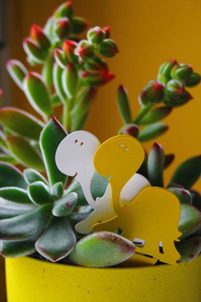 TARTARUGA BABY 3D - Originale design Spikey. Decorazione d'arredo d'esterni e d'interni