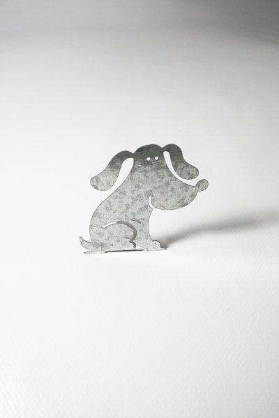 CANE BABY 3D - Particolare design Spikey. Decorazione d'arredo d'esterni e d'interni