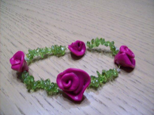 bracciale rose