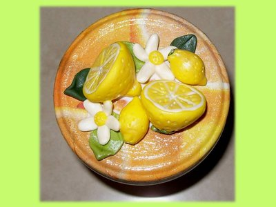 Barattolo Limoni