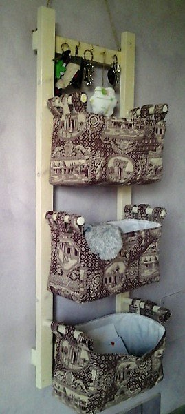 Svuotatasche da parete