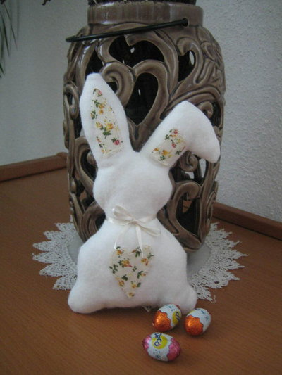 "Coniglio bianco ""Zajko"""