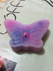Candela farfalla piccola